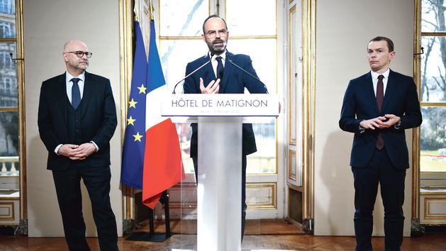 Édouard Philippe acte de nouvelles avancées