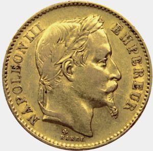 Investir dans l'or au travers des pièces de 10 francs napoléon