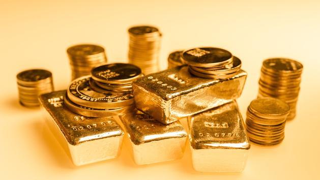 La crise provoque une nouvelle ruée vers l'or