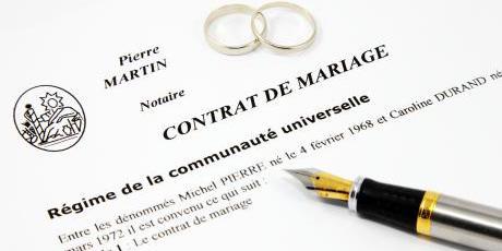 Bien choisir son régime matrimonial