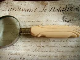 Frais et débours d'acte notarié