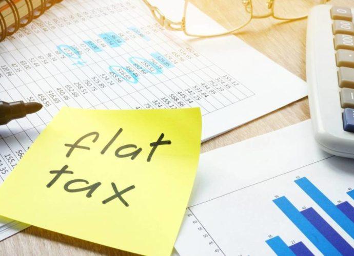 Qu'est-ce que la « Flat tax » ?