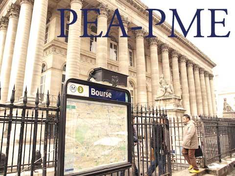 PEA PME : Un vivier potentiel de 3 500 sociétés européennes